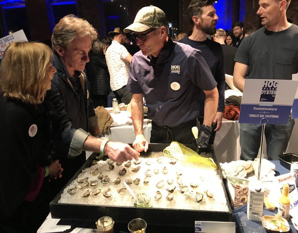 Billion oyster