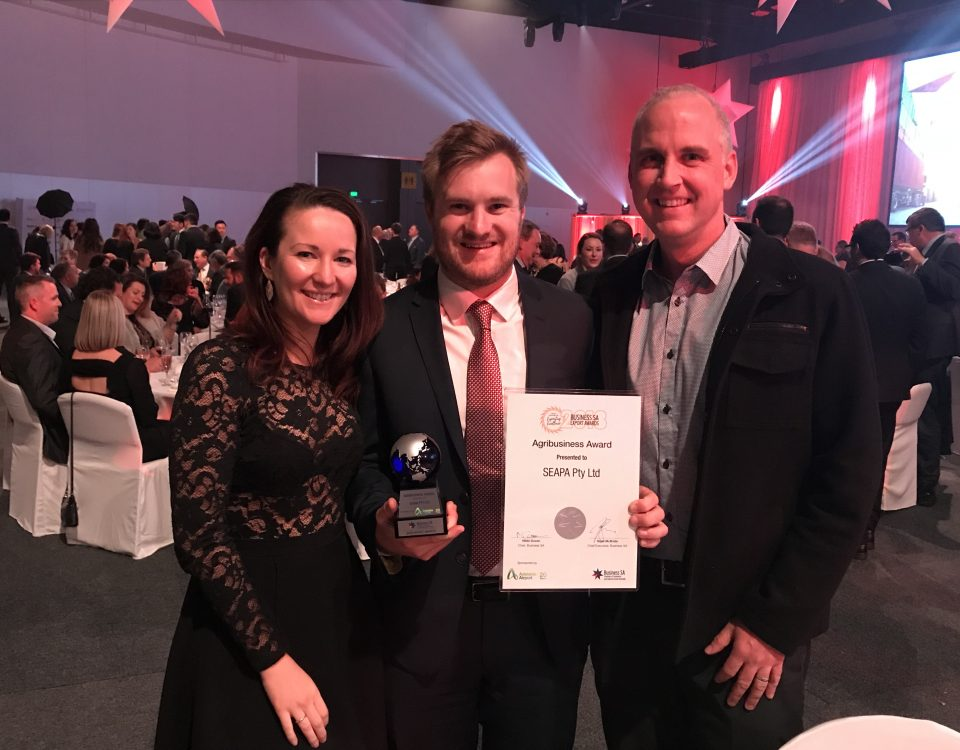 2018 Australia Export Winners Agribusiness