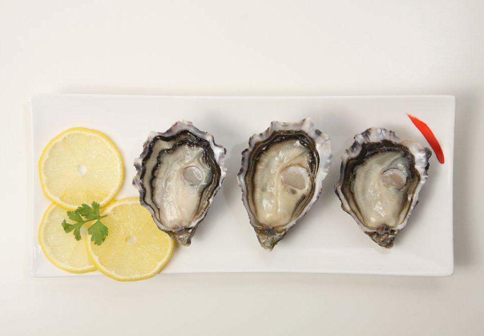 Krystale oysters